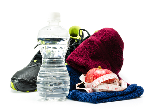 Right items before you workout