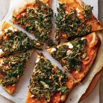 Sweet Potato and Kale Pizza Recipe